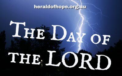 耶和华的日子:撒迦利亚书12-14  The Day of the LORD: Zechariah 12-14