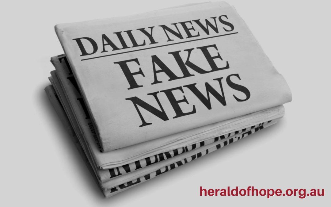 假新闻 Fake News