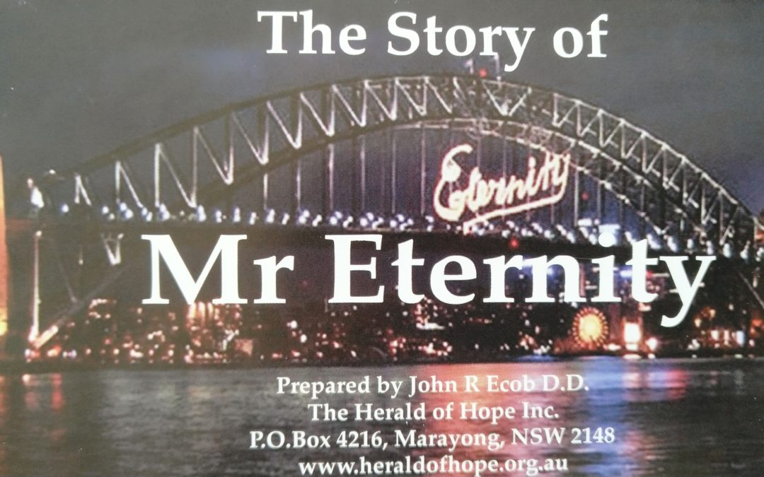 永远先生的故事 The Story of Mr Eternity