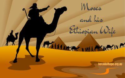 摩西的古实妻子 Moses』 Ethiopian Wife