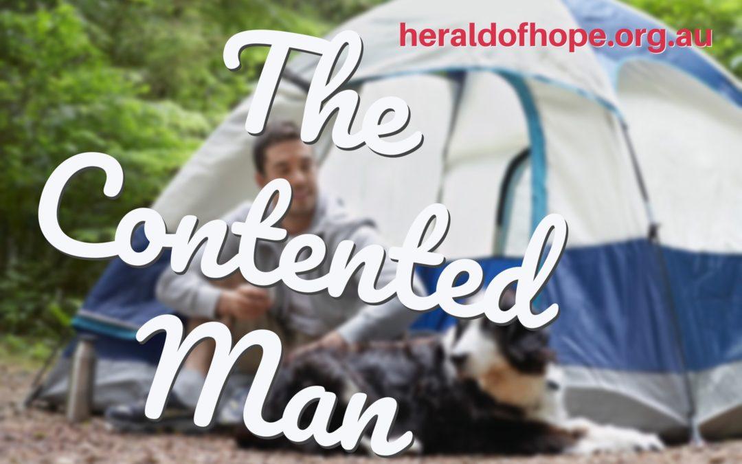 满足的人 The Contented Man